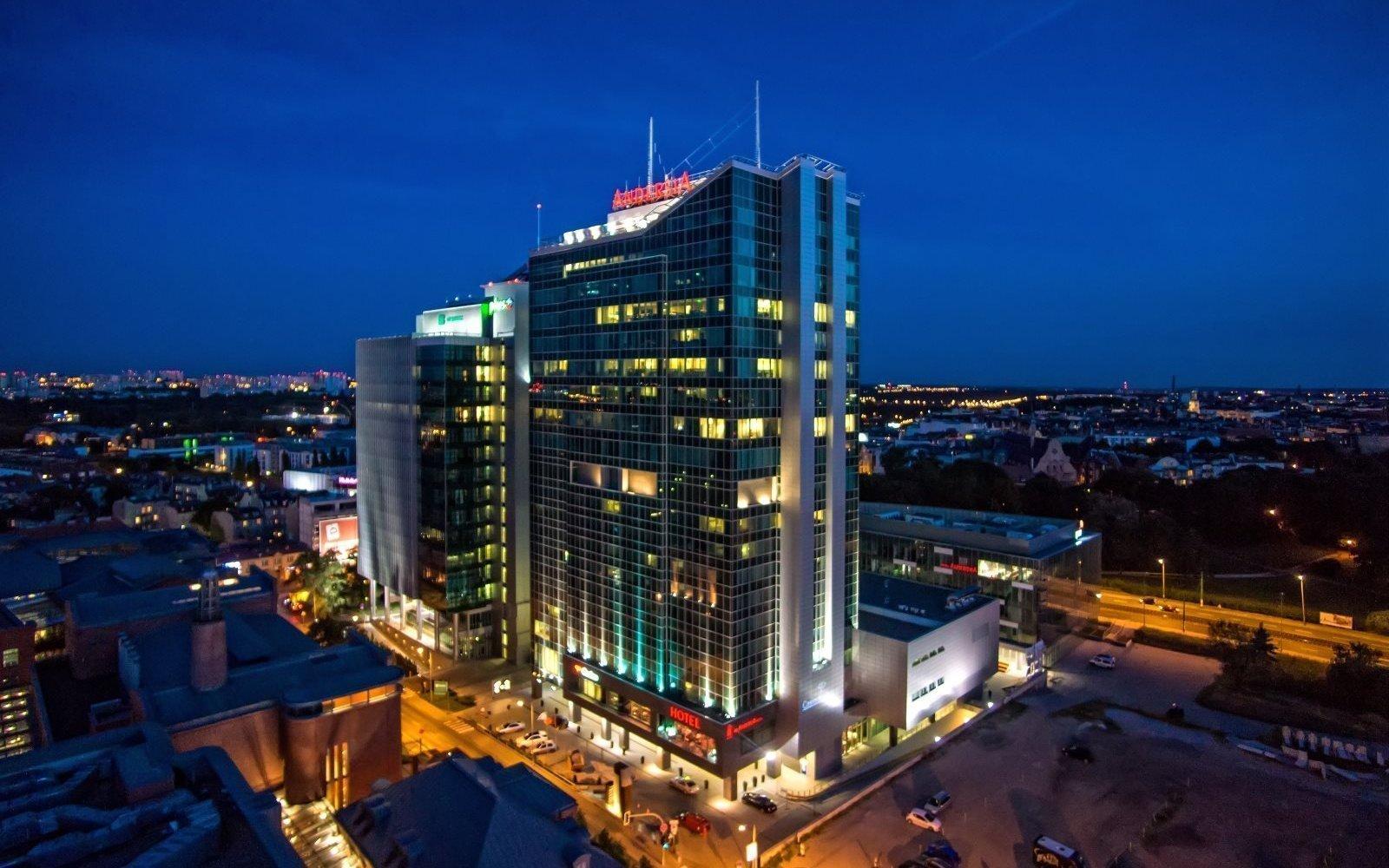 Hotel w centrum, Poznań - IBB Andersia